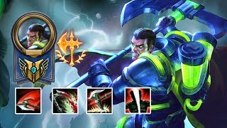 Darius Montage 4 - Darius Main - Best Darius Plays | League of Legends