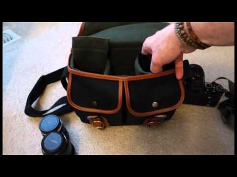 Billingham Hadley Small Camera Bag