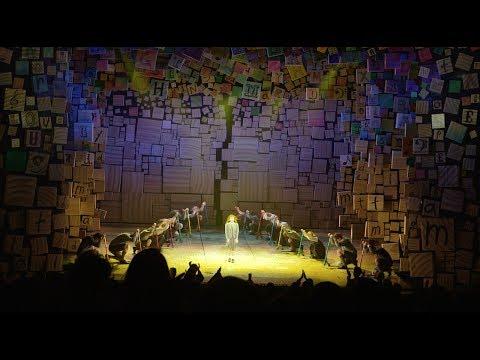 Matilda The Musical. Adelaide Premiere