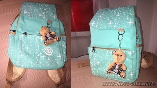 Обзор: школьный ранец для девочки с алиэкспресс
