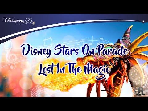 Officiel Soundtrack | Disney Stars On Parade (COMPLETE)