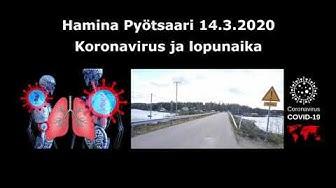 Koronavirus ja lopunaika