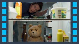 """Третий лишний 2 - Сцена 8/10 """"Драка за бутылку пива"""" (2015) QFHD"""