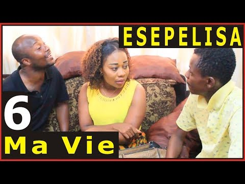 MA VIE 6 Mayo,Fatou,Herman, Modero, Viya,Moseka,Elko,Jinola ESEPELISA Nouveau Theatre Congolais 2017