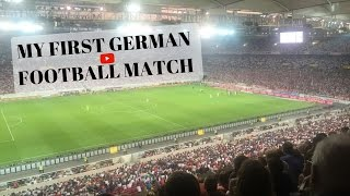 MY LIFE IN GERMANY | GERMAN FOOTBALL FANS ARE CRAZY *INSANE*