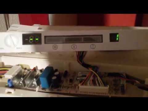 Aeg Kühlschrank Blinkt : Aeg kühlschrank filter blinkt pumpe geht nicht aus aeg