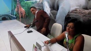Baixar Video bastidores- PGM: Gilda Nunez-26/1/2016