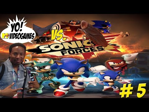 YoVideogames VS. Cockroach! Sonic Forces Part 5