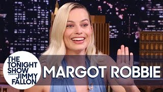 Margot Robbie Retires from Tattooing Friends After Almost Ruining a Wedding