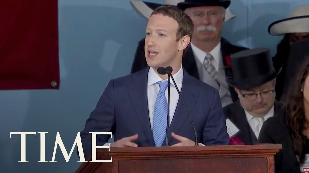 Zuckerberg's Harvard Speech Shows He Doesn't Quite Get The Economics Of Jobs And Automation
