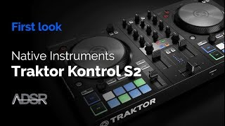 Traktor Kontrol S2 MK3 First Look