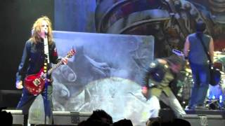 SevenDust - Splinter live 2011 music as a weapon tour in CT,AWESOME VIDEO!!