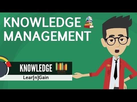 Knowledge Management Basics - Learn And Gain   A Quick Overview