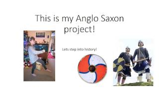 Anglo Saxon Project 5