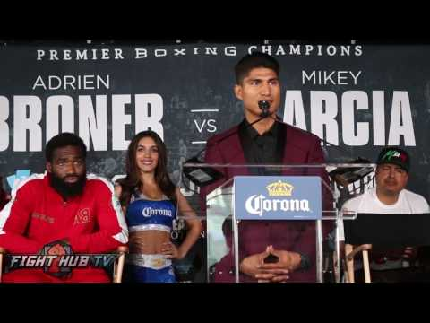 "Thumbnail: Mikey Garcia ""I'm Not Gonna Let Broner Stand In The Way, I'm Here To Take Over!"""