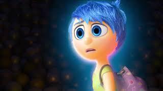 Радость просматривает воспоминания Райли ... отрывок из мультфильма (Головоломка/Inside Out)2015