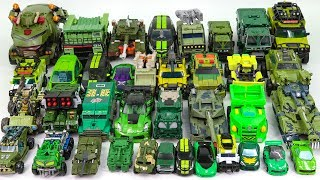 Green Color Transformers Movie Rid Animated Rescue bots Mini 37 Vehicle Tank Car Robot Toys