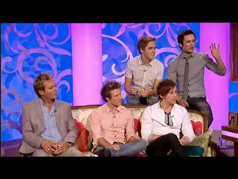 McFly Interview - Paul O Grady Show (2009)