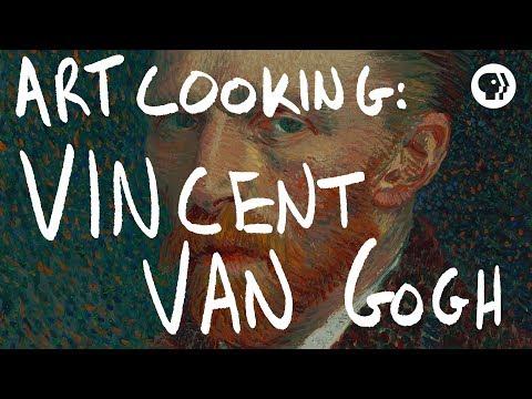 Art Cooking: Vincent Van Gogh | The Art Assignment | PBS Digital Studios