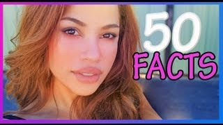 50 Facts About Me | AndreasChoice