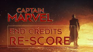 CAPTAIN MARVEL - END CREDITS