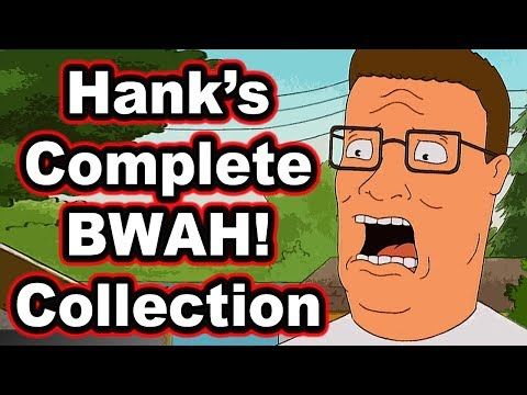 Hank's Complete BWAH! Collection - King of the Hill thumbnail