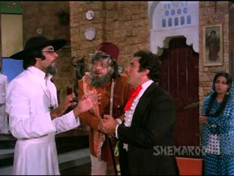 Amar Akbar Anthony - Part 16 Of 17 - Amitabh Bachchan - Vinod Khanna - Hit Action Movies