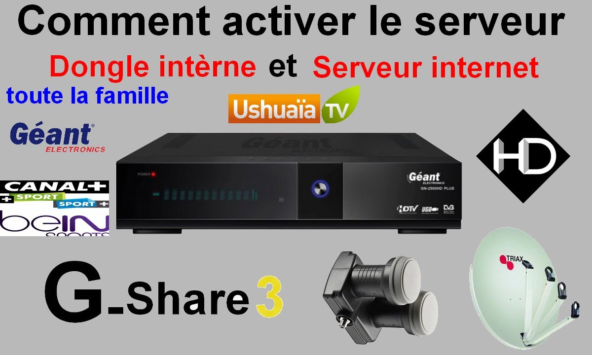 flash demo geant 2500hd plus gratuit