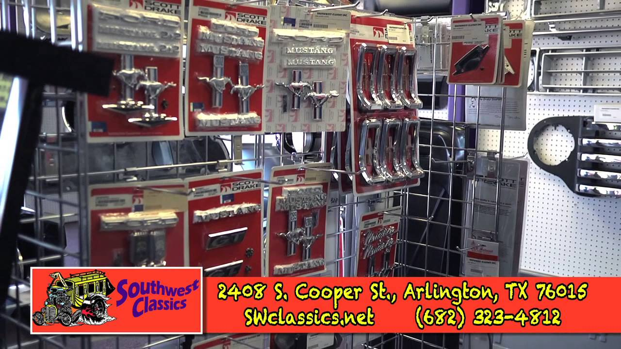 Southwest Classics of Arlington is Texas\' source for classic car and ...