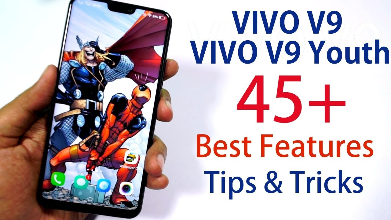 45+ Best Features of Vivo V9 and Vivo V9 Youth [Tips and