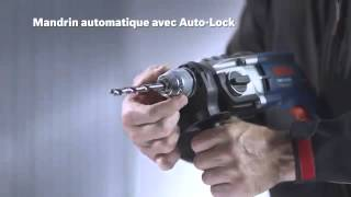 Bosch perceuses à percussion GSB13RE / GSB16RE / GSB19-2RE / GSB21-2RE - Guedo outillage