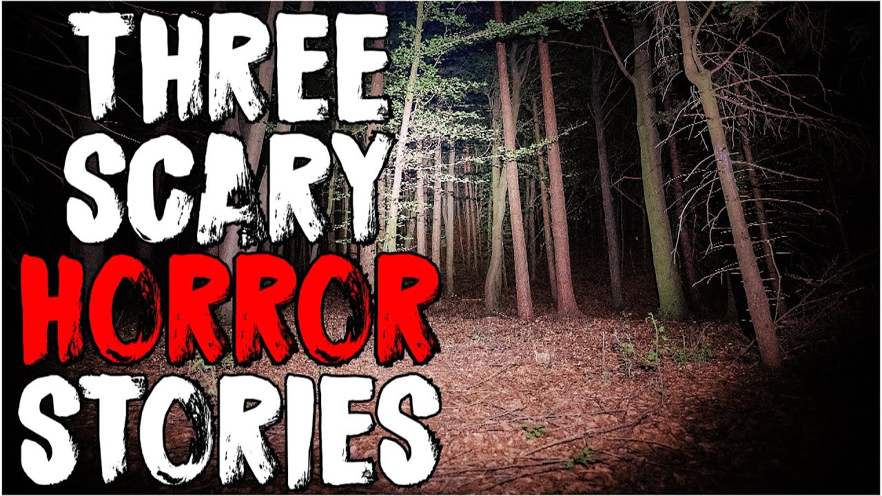 """""""I Encountered Pure Evil in the Woods that Night"""" 