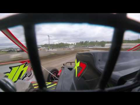 Scott Huber 5-27-17 Heat Race #3 Fonda Speedway
