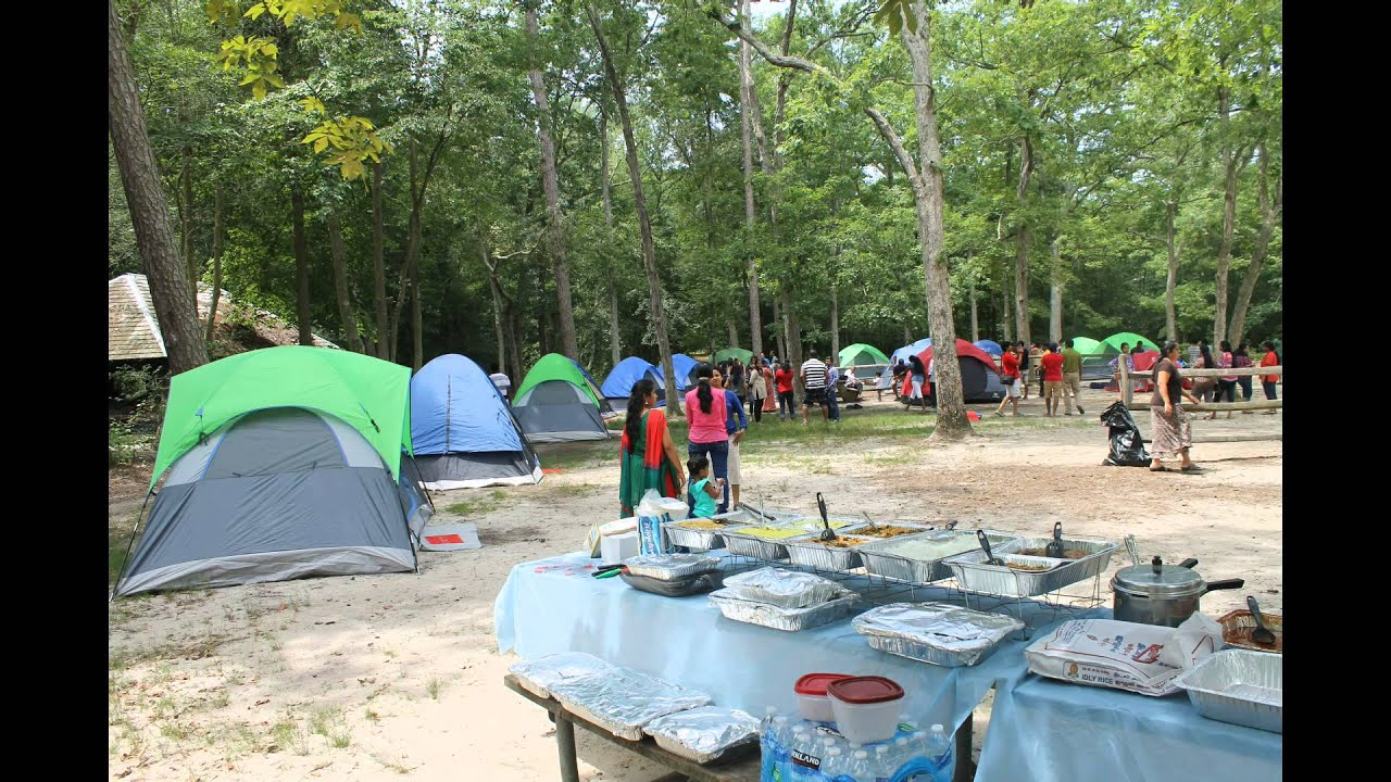 PARVIN STATE PARK   CAMP   FUSION 2013