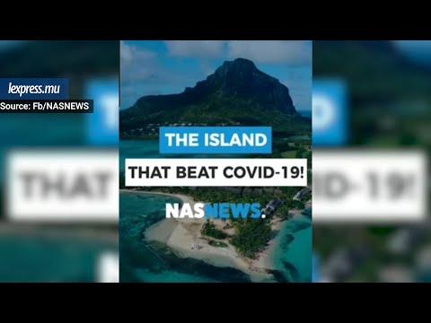 L'influenceur Nas Daily fait la promotion d'un «Covid-free Mauritius»