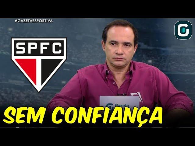 São Paulo 1 x 1 Ferroviária | Para Celso Cardoso, Tricolor está sem confiança (11/03/19)