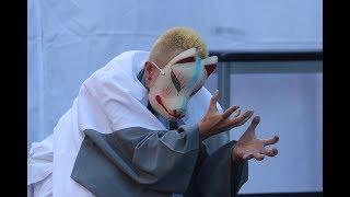 MC:東ちづる 手話通訳:樋口真弓 Performance:踊るラッキーボーイ想真...