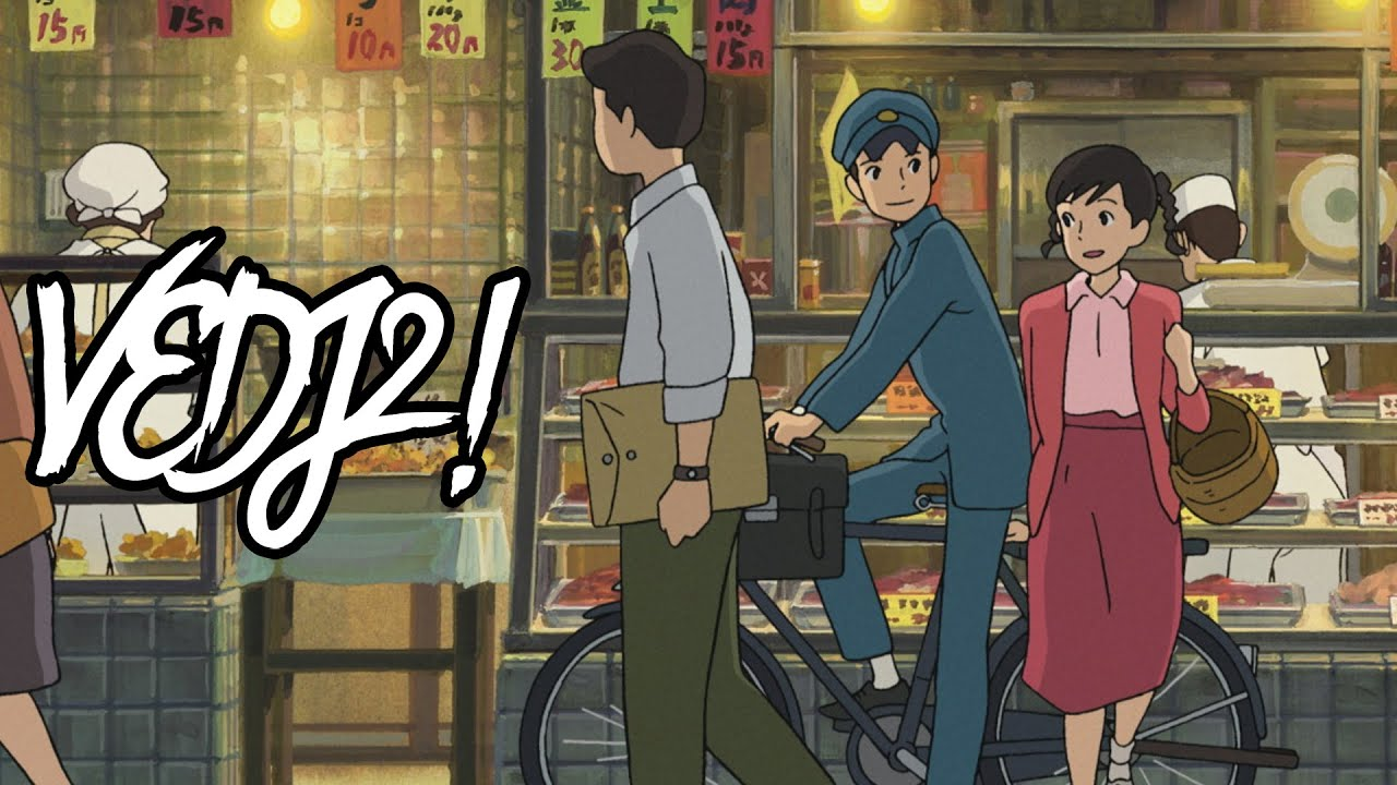 Vedj2 From Up On Poppy Hill Youtube