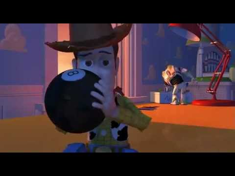 Disney/Pixar Toy Story: Magic 8-Ball (English Version)