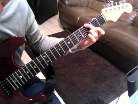Planetshakers  God is able Guitar tutorial