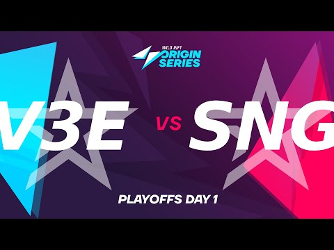 WR:OS June Cup Finals Day 1 V3E vs SNG - Group A