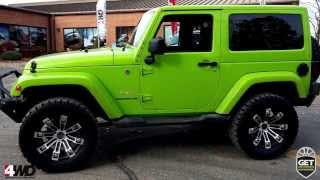 Jeep Wrangler Jk Wheel And Tire Parts 4 Wheel Drive Hardware