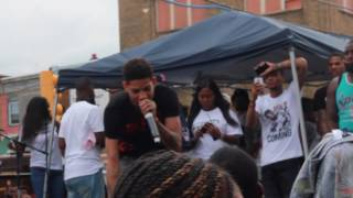 pnb rock performing my city need something in swp