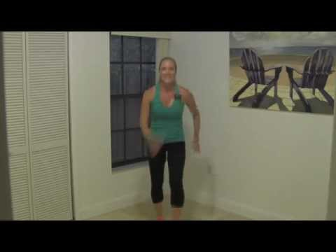 10 Minute Interval Walk (at home cardio workout, interval walk)