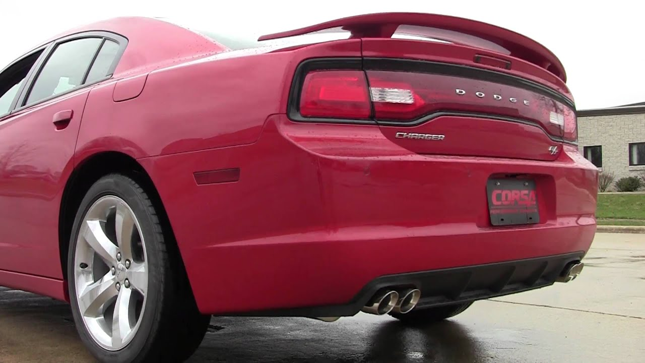 Worksheet. 2011 Dodge Charger 57L w CORSA Xtreme Exhaust  YouTube