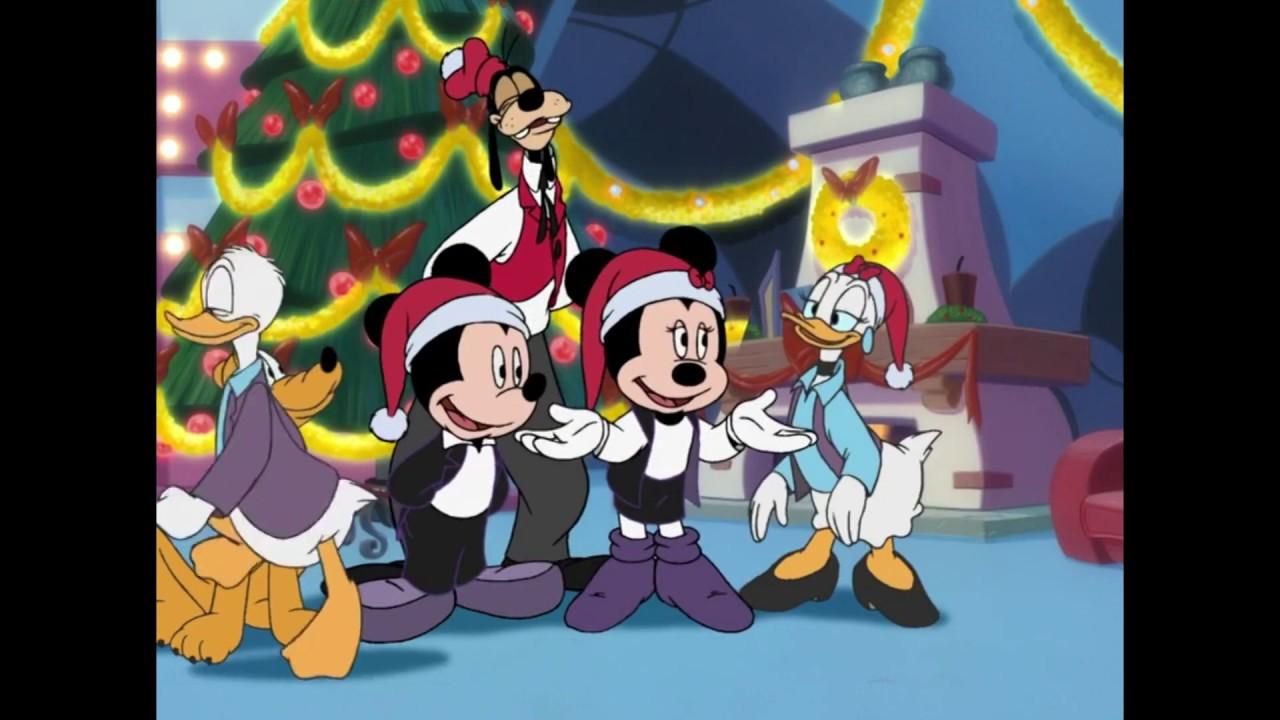 Mickeys Magical Christmas.Mickey S Magical Christmas The Best Christmas Of All