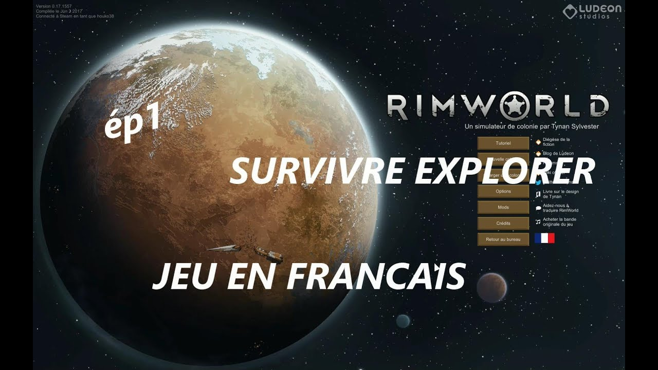 Rimworld alpha 17 nouvel explorateur en francais hd fr youtube