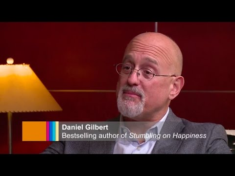 The psychology of happiness | Daniel Gilbert | WOBI
