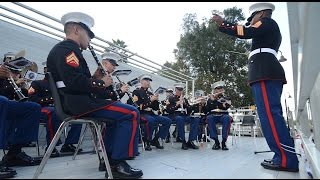 USMC Band  National Anthem