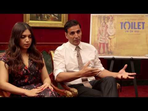 Anushka Arora In Conversation with Akshay Kumar and Bhumi Pednekar